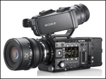 Sony CineAlta F55